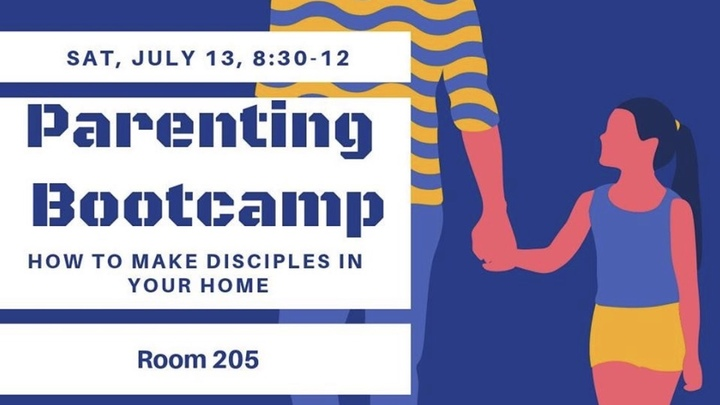 Parenting Boot Camp logo image