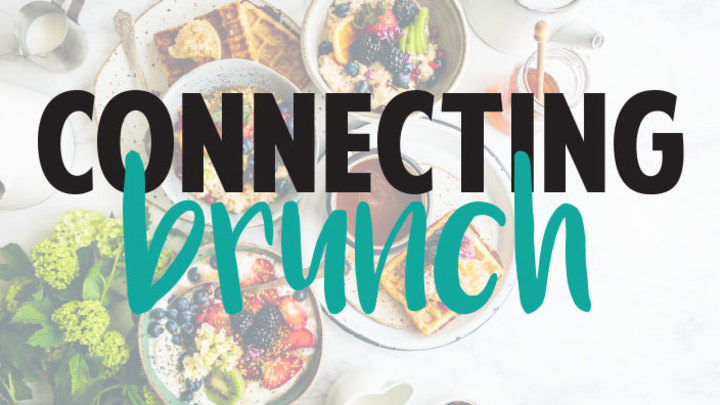Fall 2019 Connecting Brunch logo image