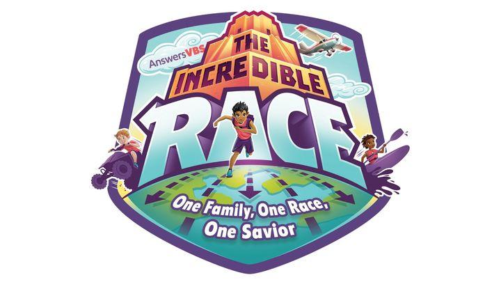 VBS: The Incredible Race logo image