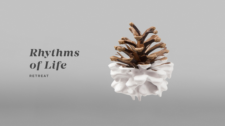 Rhythms of Life Retreat logo image