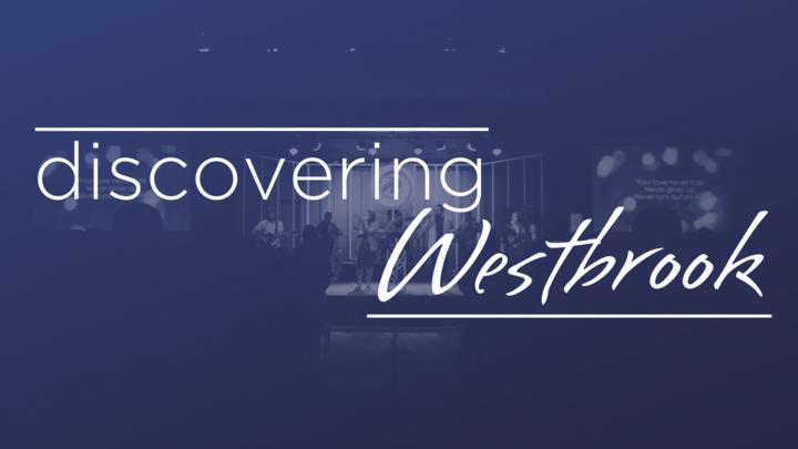 Discovering Westbrook logo image