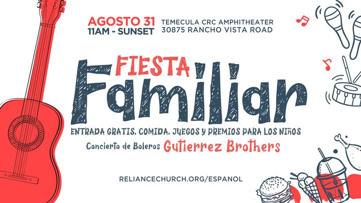 Festival  Familia logo image