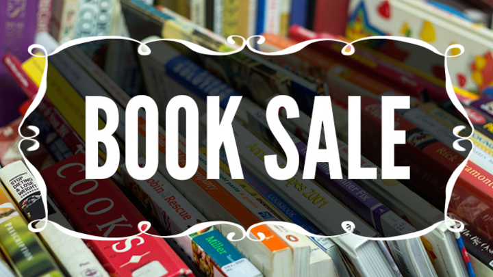 Leftover Inventory Book Sale logo image
