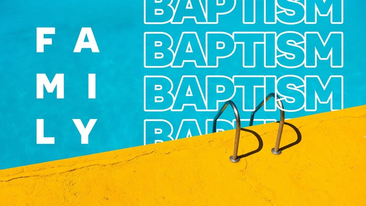 Family Baptism Class logo image