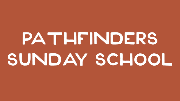 Pathfinder Kids Sunday School logo image