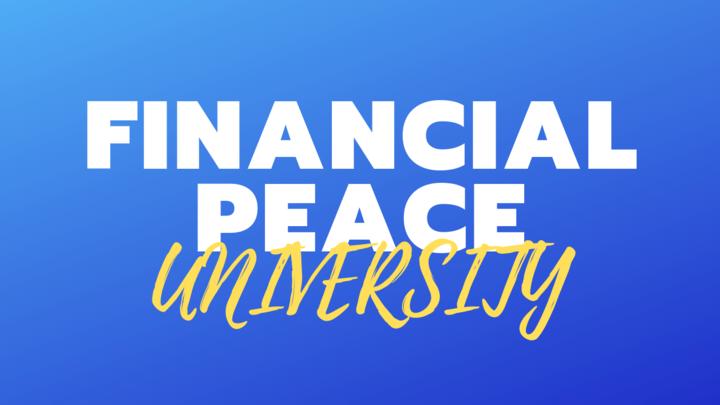 Financial Peace University - FA19 logo image