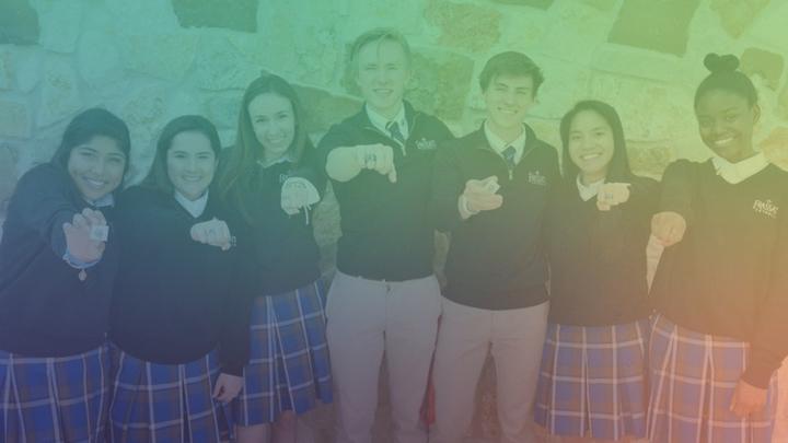 Catholic School Enrollment Notification logo image