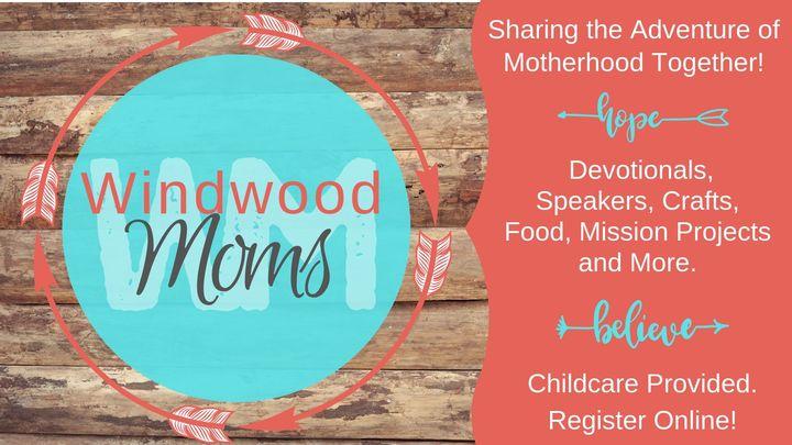 Moms at Windwood logo image
