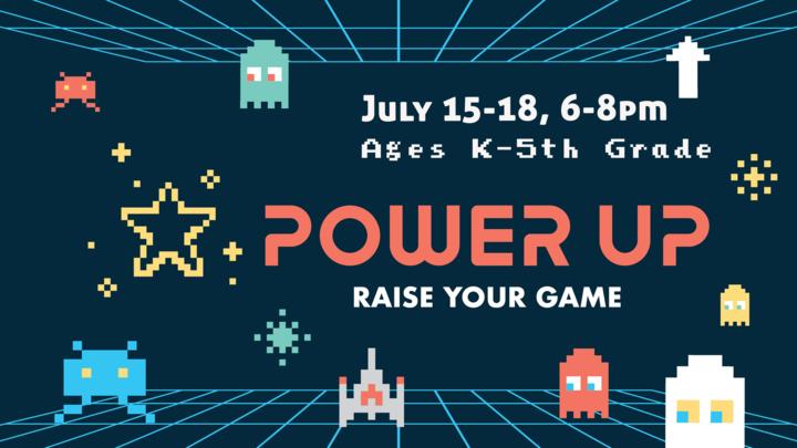 Power Up 2019 logo image