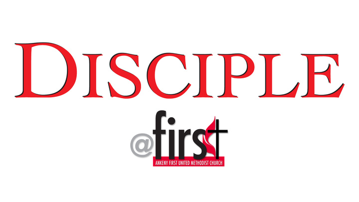 Disciple 1 Bible Study logo image