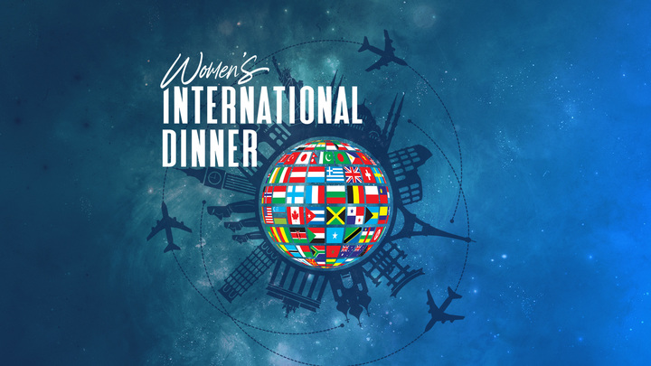 Women's International Dinner logo image