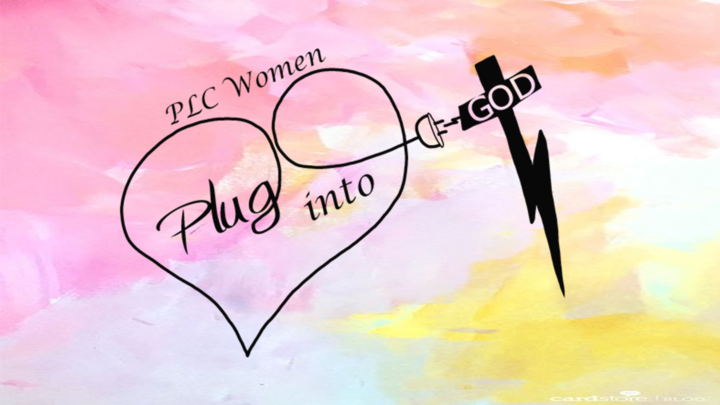 PLC Women Plug Into God logo image
