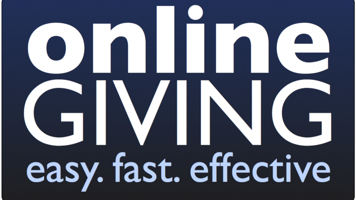 Try Online Giving Today! logo image