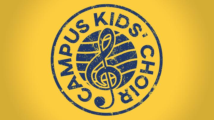 Campus Kids' Choir - Fall 2019 logo image