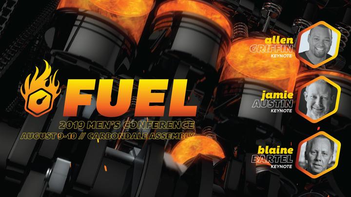 Fuel Men's Conference logo image