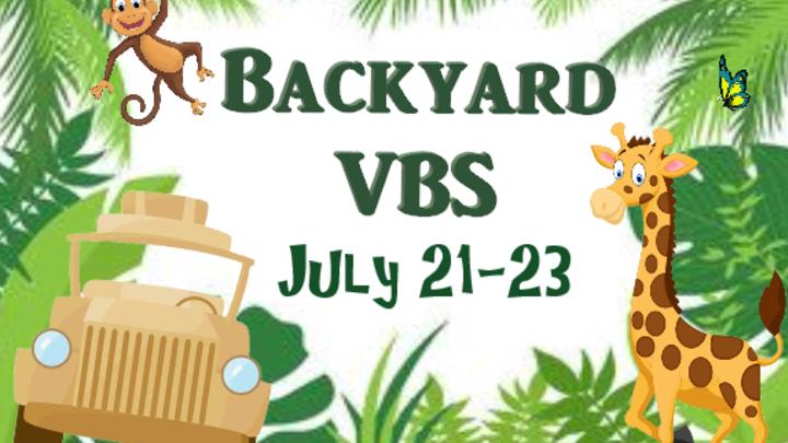 Backyard VBS logo image