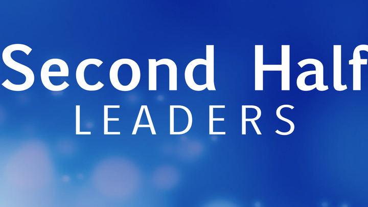 Second Half Leaders' Retreat logo image
