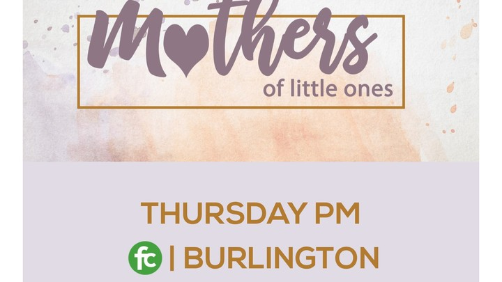 THURS PM: MOLO: Mothers of Little Ones logo image