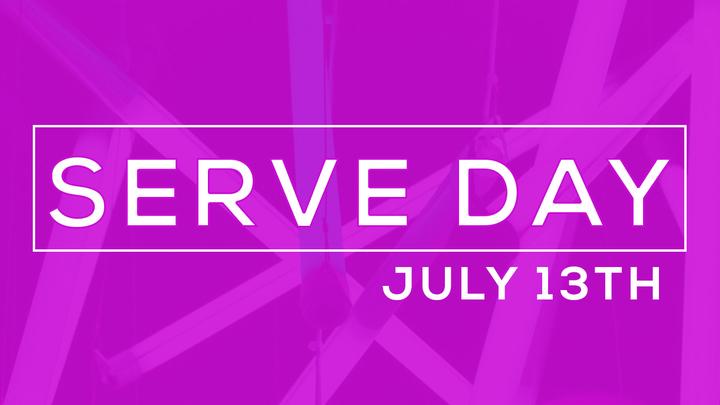 Serve Day logo image
