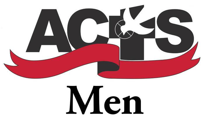 Men's ACTS Retreat 2019 logo image