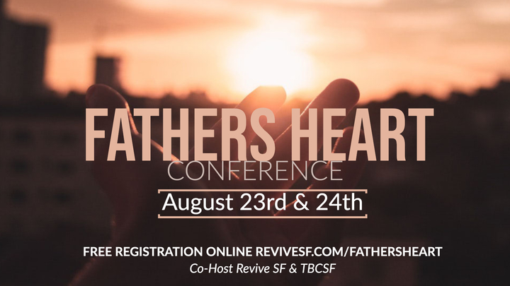 Fathers Heart Conference  logo image