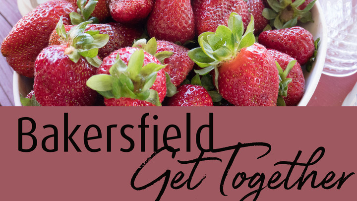 Small Group Get Together - Bakersfield, CA logo image