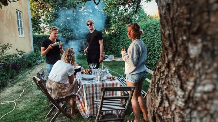 BBQ at Cameron Park (Burnaby) logo image
