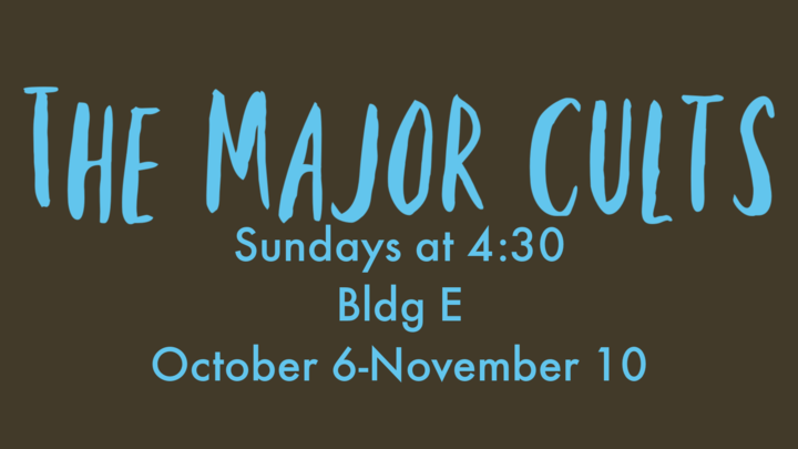 The Major Cults logo image