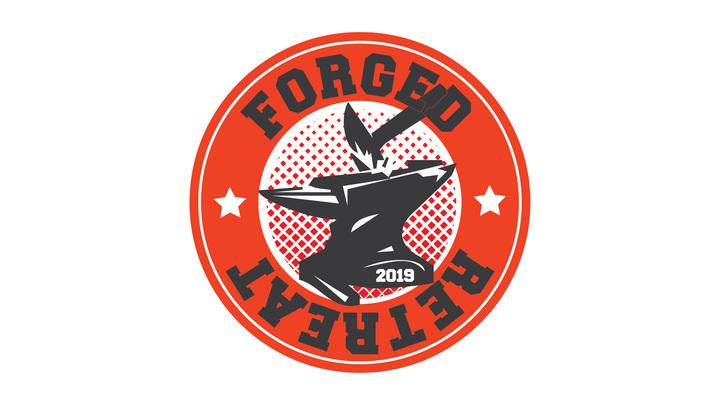 Forged Mens Retreat 2019 logo image