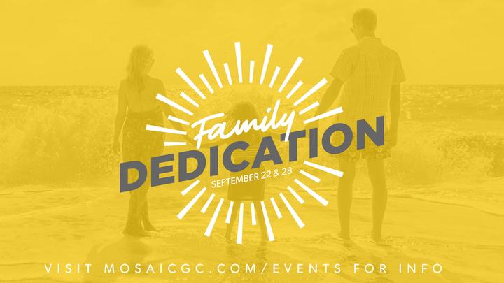 Family Dedication Class  logo image