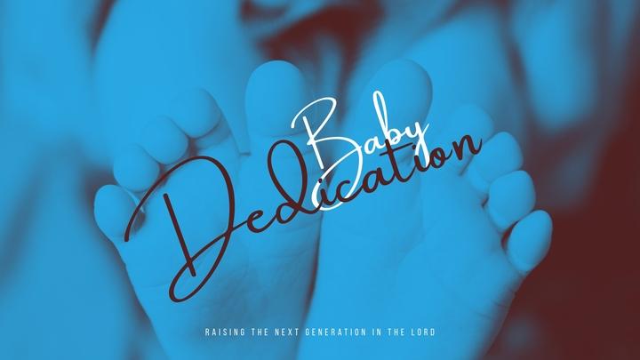 Baby Dedication for Summit Members logo image