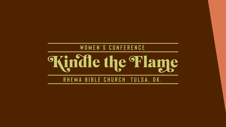 Kindle the Flame 2019 logo image