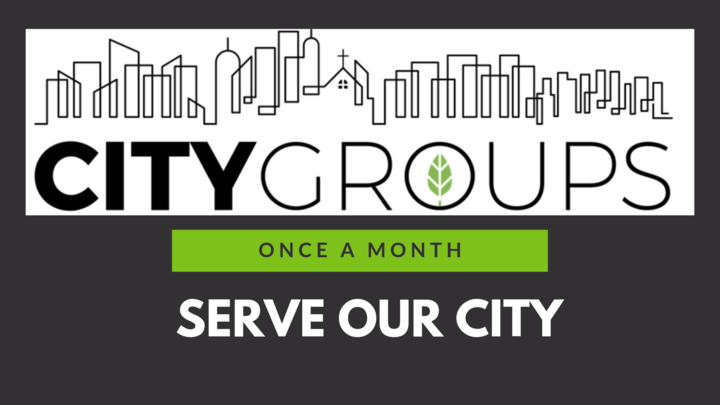 City Groups: Serve Our City logo image