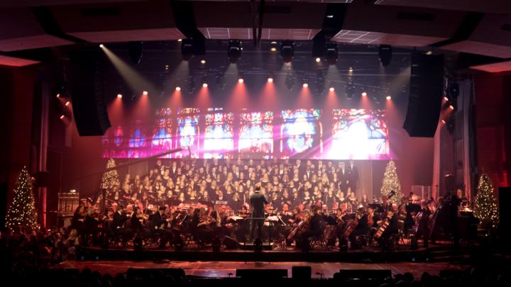 Hosanna Christmas Concert 2019 2019 Hosanna! Christmas Concert Choir   Hosanna Church