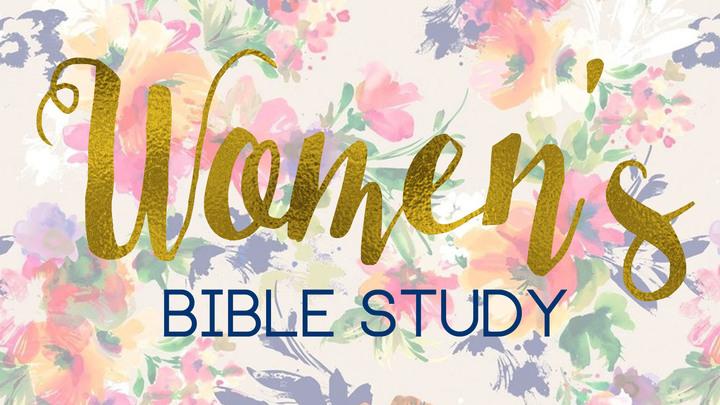 Women's Bible Study 2019-2020 logo image