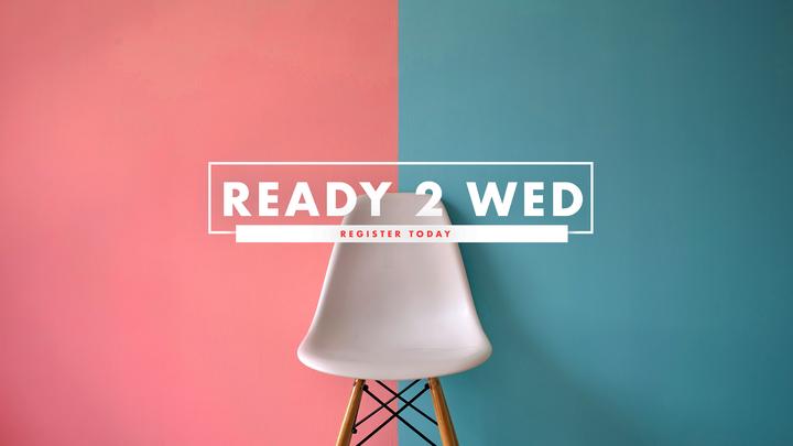 Ready 2 Wed Pre-Marital Classes logo image