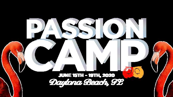 Passion Camp 2020 logo image