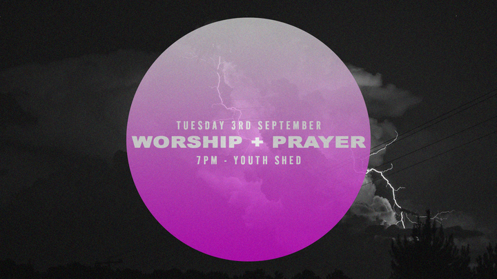 Worship & Prayer Evening logo image