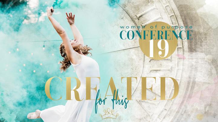 2019 Women of Purpose Conference  logo image