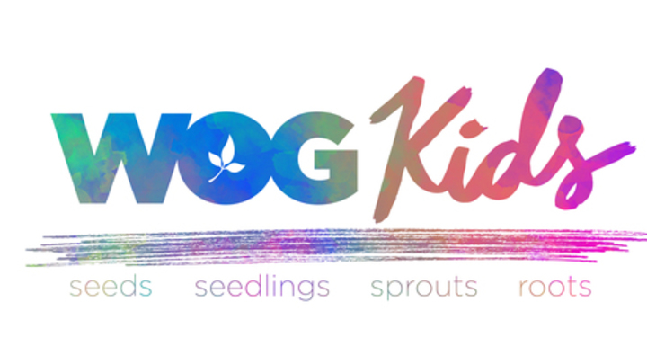 Kids Ministry lunch/training logo image