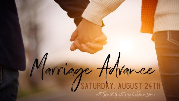 Marriage Advance logo image