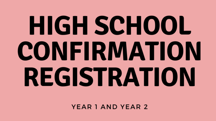 High School Confirmation logo image
