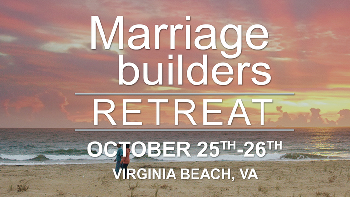 Marriage Builders Retreat logo image