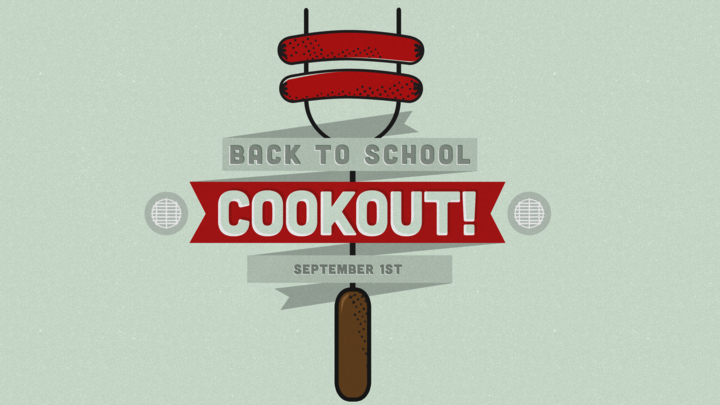 Back to School BBQ logo image