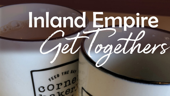 Small Group Get Together-Inland Empire  logo image