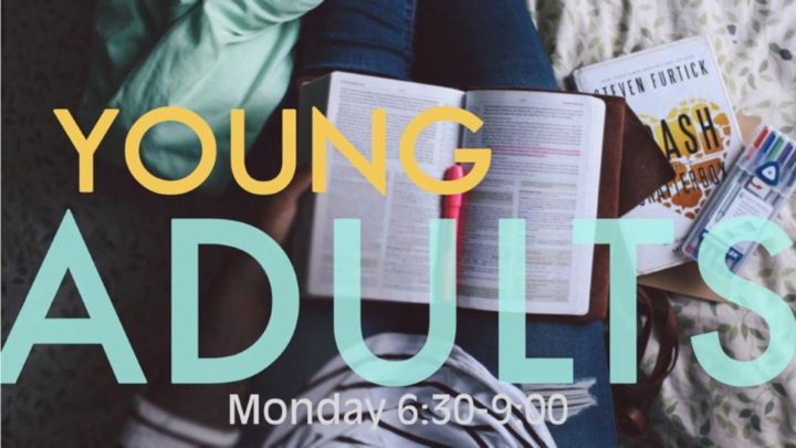 Young Adults logo image