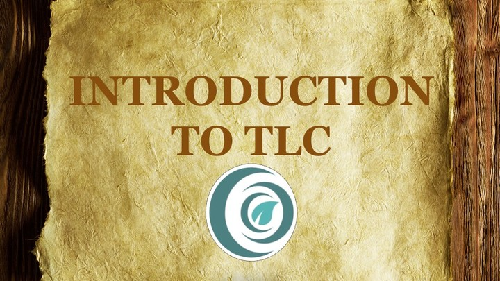 Introduction to TLC logo image