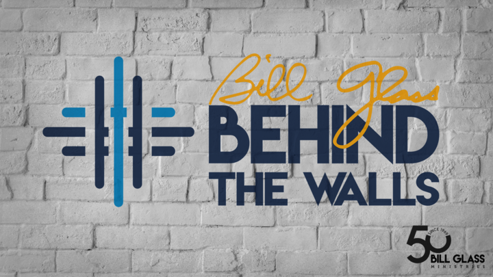 Bill Glass - Behind the Walls Prison Minsitry Event (August 24) logo image