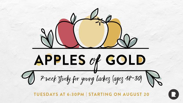 Apples of Gold logo image