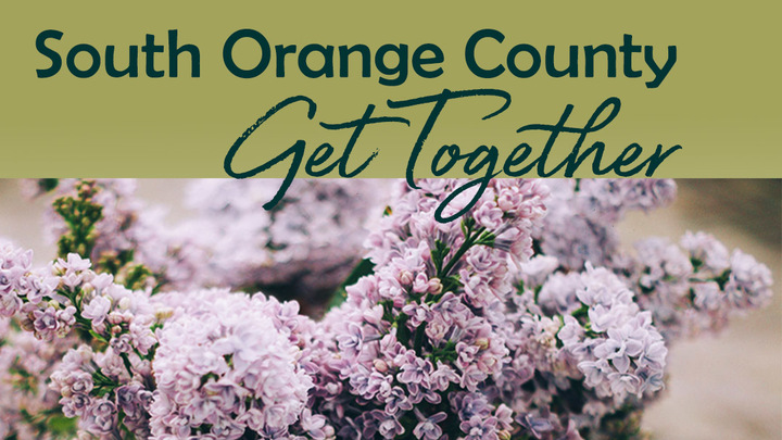 Small Group Get Together-South Orange County logo image